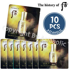 The history of Whoo Cheongidan Hwa hyun Essence 1ml x 10pcs (10ml) Sample