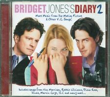 Bridget Jones Diary 2 – Van Morrison/Elvis Costello/Diana Ross/Nina Simone Cd VG