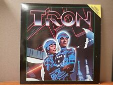 Tron  WALT DISNEY  Laserdisc 122AS Out of Print Like New
