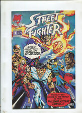 MALIBU STREET FIGHTER #1 (9.2 OR BETTER) HOT VIDEO GAME TITLE!