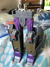 Transformers ARMADA Tidal Wave Legs Only 2003
