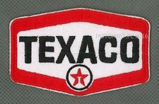 Texaco logo toppa ricamata termoadesivo iron-on patch Aufnäher