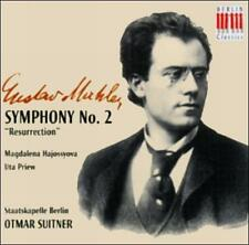 "Gustav Mahler: Symphony No. 2 ""Resurrection"", New Music"