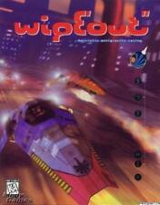Wipeout F3600 Anti Gravity Racing League PC Game Low Ship
