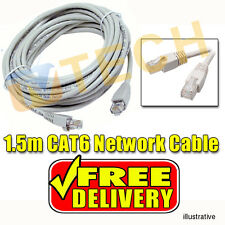1.5M Cat6 Cable Network Cable Lan Cable  Category 6 RJ45 Ethernet Cable