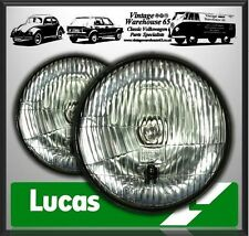 "Range Rover Classic LHD Lucas 7"" Sealed Beam Halogen Conversion Headlight Kit"
