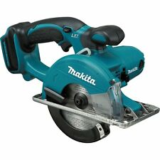 Makita XSC01Z 18V Lithium-Ion 5-3/8-inch Cordless Metal Cutting Saw, Bare Tool