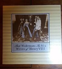 Rick Wakeman: The Six Wives of Henry VIII, 1973, A&M