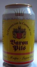 BARON PILS 2,5% 33 HOLLAND YELLOW Lata vacia empty can leere dose lattina vuota
