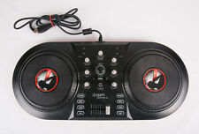 ION Discover DJ Black Computer DJ System USB for PC or Mac, WORKS