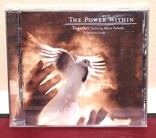 *NEW* The Power Within Together Featuring Masa Fukuda & Jeannine Lasky CD MORMON