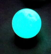 35*35MM Glow In The Dark Stone Luminous Quartz Crystal Sphere Ball 70g
