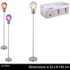 Lampe sur pied 1m45 145cm E14 230V En Verre Neuf 10