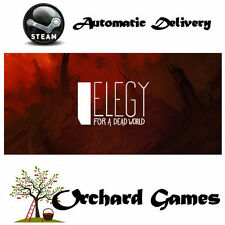 Elegy for a Dead World  : PC MAC LINUX : (Steam/Digital) Auto Delivery