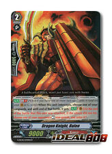 Cardfight Vanguard  x 4 Dragon Knight, Rulen - G-RC01/033EN - R Mint