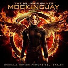 The Hunger Games: Mockingjay, Part 1 [Motion Soundtrack] - CD Damaged Case