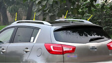New Top Roof Rack Rails Luggage Carrier Bars for Kia Sportage 2011-2015