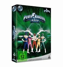 Power Rangers - ZEO: Complete Season [6 DVDs] NEU DVD DEUTSCH