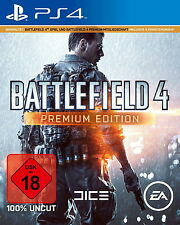 Battlefield 4  Premium Edition (Sony PlayStation 4, 2014 Neu OVP