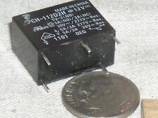 1 NEW TE TYCO PCH-112D2H SPDT 12 V VOLT COIL 250VAC 3 5 10 AMP 3A PC MOUNT RELAY