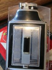 Ronson Masterpact Lighter, compact and cigarette case combination