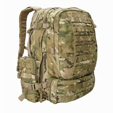 CONDOR MOLLE Modular 3 Day Assault Pack Backpack 125- Genuine CRYE MULTICAM CAMO