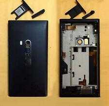 For Nokia N9 Housing Battery Door Rear Case Cover With USB Cover Door +Sim Tray