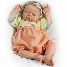 Baby of Mine Ashton Drake Doll By Violet Parker 17 inches