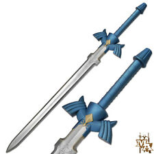 Legend of Zelda Cosplay Hylian Foam Sword Link Tri Force Life Size Knight Sword