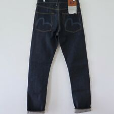 EVISU EVIS JEANS GENES DENIM N0 2 0005 XX W32 L34 YAMANE MADE IN JAPAN SELVEDGE