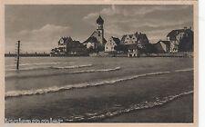 Wasserburg am Bodensee AK 19122 Wellen Kirche Bayern 1607241