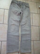 Pantalon jean  HOMME Gris clair OPENFIELD Taille 40 TBE