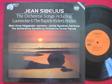 SIBELIUS ~ HAGGANDER ~ LUONNOTAR & THE RAPID RIDERS BRIDES BIS DMM GERMANY NM LP