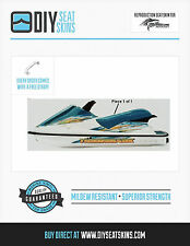 TigerShark 640 770 1100 TEAL Seat Skin Cover 93 94 95 +