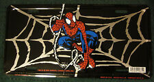 Marvel Comics Spider-Man--2001-Car/Truck License Plate Made in U.S.A