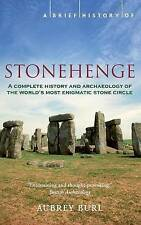 A Brief History of Stonehenge (Brief Histories), 1845295919, New Book