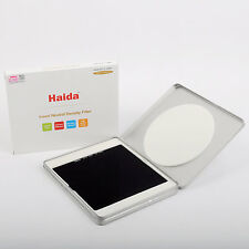 Haida 150x150mm ND3.0 1000x (10 Stops) Neutral Density Grey Filter Optical Glass