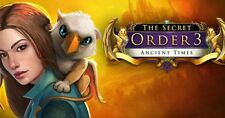 THE SECRET ORDER 3: ANCIENT TIMES - Steam chiave key - Gioco PC Game - ROW