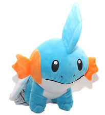 "Pokemon Center 17"" Mudkip Big Size Plush Toy Stuffed Animal Pokedoll Kids Gift"