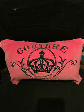 Juicy Couture JUICY SLUMBER PARTY Blanket and Pillow Combo
