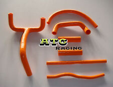 KTM LC4 620 625 640 660 SILICONE radiator hose Orange