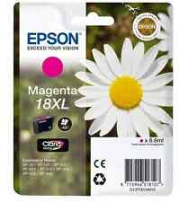 EPSON T1813 DAISY ORIGINAL 18XL MAGENTA INK FOR Epson Expression Home XP-102