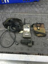 Marconi/Selex H4855 PRR (Personal Role Radio) Tested and Working with Ancills