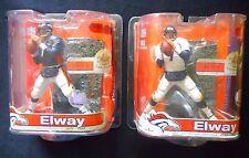 2007 NFL Legends Series 3 JOHN ELWAY DENVER BRONCOS McFarlane Sealed MOC VARIANT