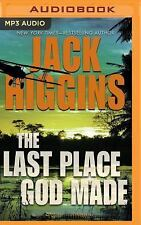 The Last Place God Made by Jack Higgins (2016, MP3 CD, Unabridged)