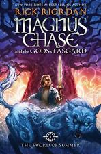 **SIGNED** Magnus Chase and the Gods of Asgard: The Sword of Summer-Rick Riordan