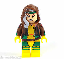Custom Minifigure Marvel X-Men ROGUE #2 & free LEGO® brick.UK