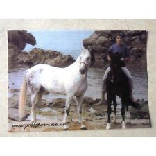 PABLO HERMOSO DE MENDOZA et ses chevaux CAGANCHO et CHICUELO Torero de Rejon RAR
