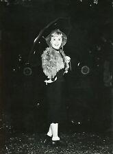 GIULIETTA MASINA  LE NOTTI DI CABIRIA 1957 FELLINI VINTAGE PHOTO ORIGINAL N°2
