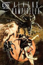 ALIENS VAMPIRELLA #6 Dark Horse NM Comic - Vault 35
